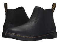 Dr. Martens Lyme Chelsea Boot Black Grizzly Men's Pull On Boots