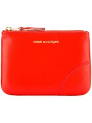 Comme Des Garcons Wallet 'Arecalf' Wallet Yellow And Orange