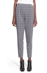 Women's Leith Pleat Front Glen Plaid Pants
