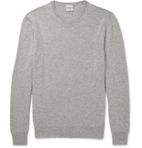 Hardy Amies Cashmere Sweater Gray