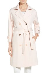 Women's Ted Baker London Double Breasted Trench Coat