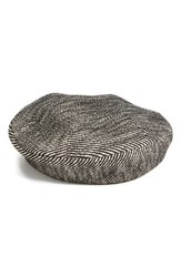 Rag And Bone Women's Beret Black Multi