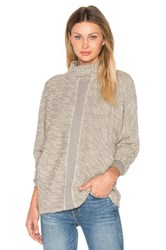 Stateside Turtleneck Sweater Gray