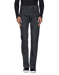 Jacob Cohen Jacob Coh N Denim Denim Trousers Men Steel Grey