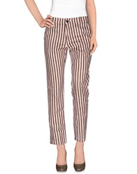 Local Apparel Trousers Casual Trousers Women Beige