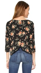 Jack By Bb Dakota Berkley Rose Revival Top Multi
