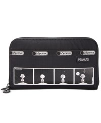 Le Sport Sac Lesportsac Peanuts Collection Lily Wallet Comic Strip