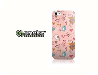 Spring Birds Pink Design Iphone 4 4S Iphone 5 5S By Vdirectcases