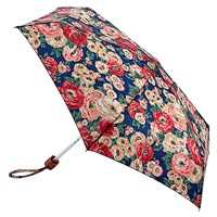 Cath Kidston Worth Bunch Tiny Umbrella Navy Multi