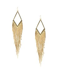 Sparkling Sage 14K Gold Plated Earrings