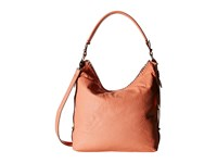 Jessica Simpson Lizzie Hobo Light Salmon Hobo Handbags Beige