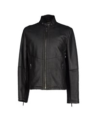 Roberto Cavalli Coats And Jackets Jackets Men Black