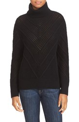Frame Women's Wool And Cashmere Turtleneck Sweater