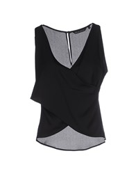 Brian Dales Topwear Tops Women Black
