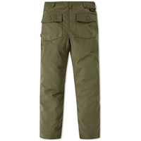 Wtaps Buds Trouser Green