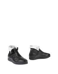 Guardiani Sport Ankle Boots Black