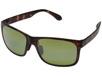 Maui Jim Red Sands Matte Tortoise Maui Ht Fashion Sunglasses Brown
