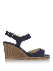 Castaner Benic Open Toe Espadrille Wedge Sandals