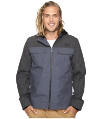 Fox Straightaway Jacket Pewter Men's Coat
