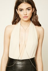 Forever 21 Classic Body Chain