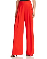 Gracia High Waist Palazzo Pants Compare At 104 Red