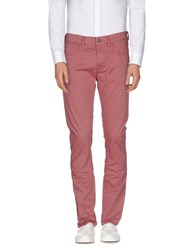 Uniform Trousers Casual Trousers Men Pastel Pink
