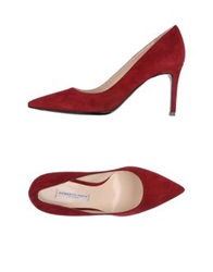 Roberto Festa Pumps Brick Red