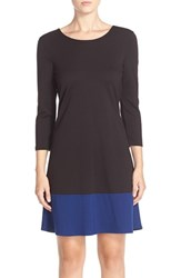 Women's Leota Colorblock Ponte Shift Dress