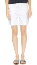 Mother The Vagabond Cuff Shorts Stayin' Cool