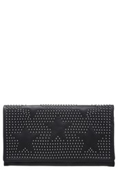 Abro Clutch Black Gunmetal