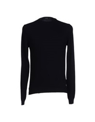 Officina 36 Sweaters Black