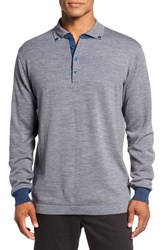Robert Graham Men's Este Polo Sweater