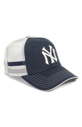 American Needle Men's 'Foundry New York Yankees' Mesh Back Baseball Cap