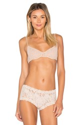 Only Hearts Club Stretch Lace Underwire Bra Beige
