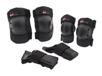 Triple Eight Little Tricky Youth Protective Pack W Instructional Dvd No Color Athletic Sports Equipment Multi