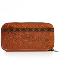 Patricia Nash Tooled Oria Wallet Florence
