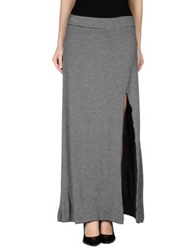 Only Long Skirts Grey