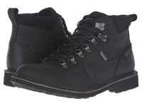 Clarks Lawes High Gtx Black Leather Men's Boots