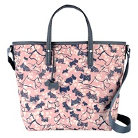Radley Cherry Blossom Multiway Grab Bag Pink