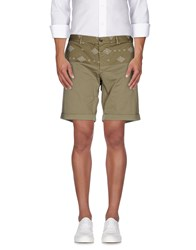 Basicon Trousers Bermuda Shorts Men Blue