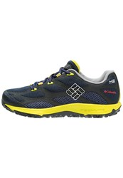 Columbia Conspiracy Iv Outdry Hiking Shoes Cousteau Spicy Dark Blue