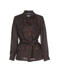 Martinelli Coats And Jackets Jackets Women Dark Brown
