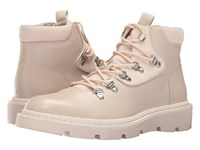 Calvin Klein Raymon Ivory Smooth Calf Leather Men's Boots Beige
