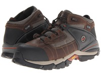 Timberland Hyperion Wp 4 Safety Toe Hiker Brown Men's Lace Up Casual Shoes
