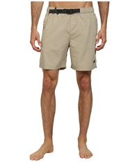 The North Face Class V Belted Trunk Dune Beige Men's Shorts