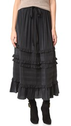 Ulla Johnson Leonora Skirt Raven