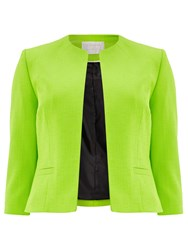 Windsmoor Edge To Edge Pocket Jacket Green