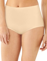 Bali Comfort Revolution Smooth Briefs Light Beige