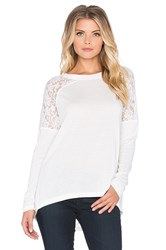 Bb Dakota Nevin Top White