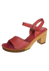 Art Amsterdam Sandals Mojave Granada Red
